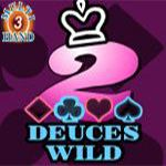 Deuces Wild (3 Hands)