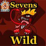 Sevens Wild (52 Hands)